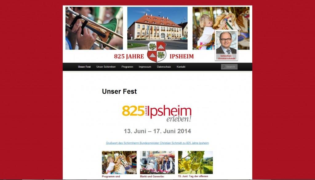 Touristeninfo-Ipsheim