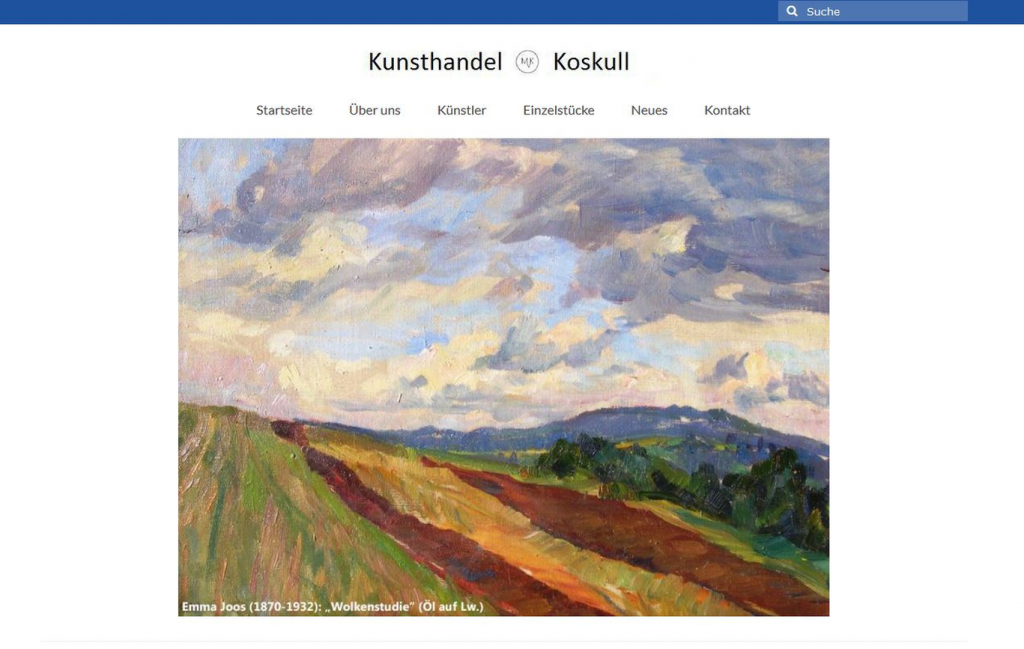 Kunsthandel Koskull 1367x870