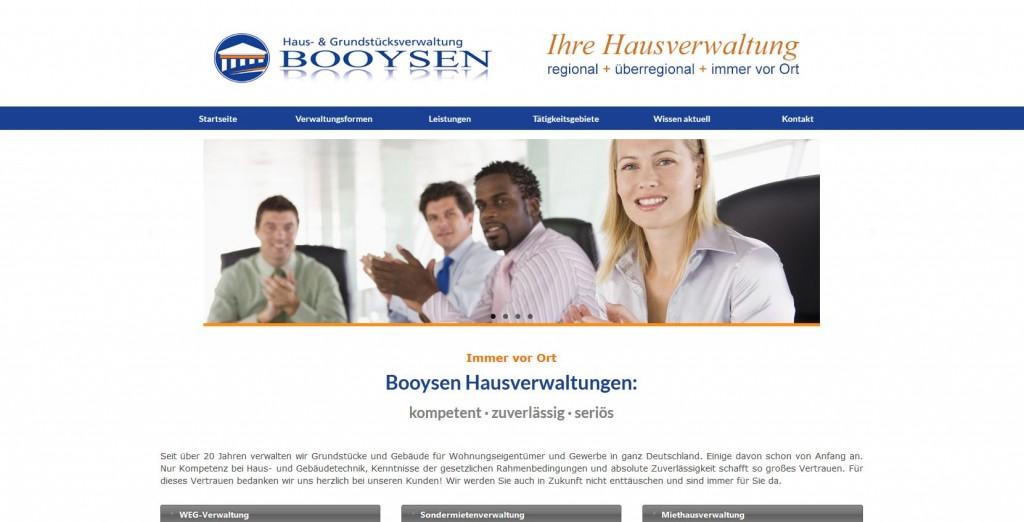 Booysen Hausverwaltung