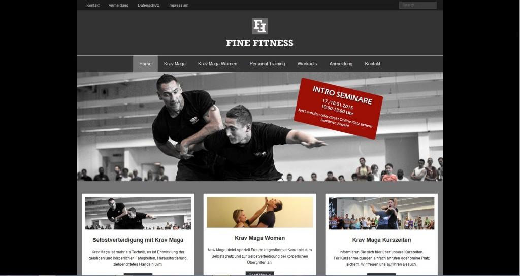 Fine-Fitness