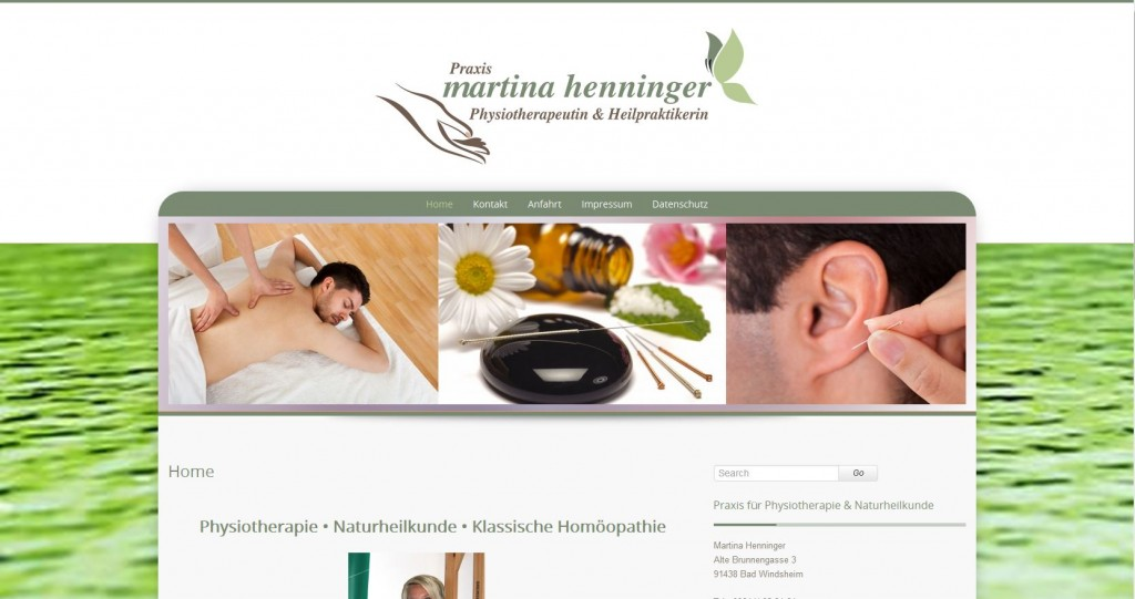 Physiotherapie Henninger