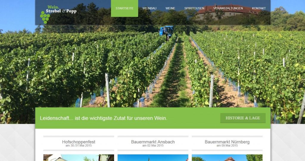 Weinbau Strebel&Popp