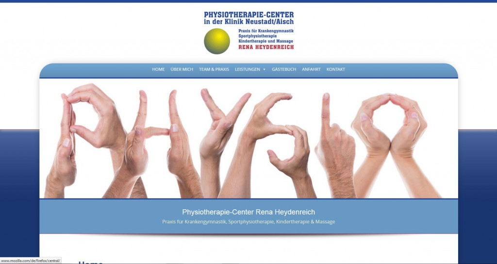 Physiotherapie Heydenreich
