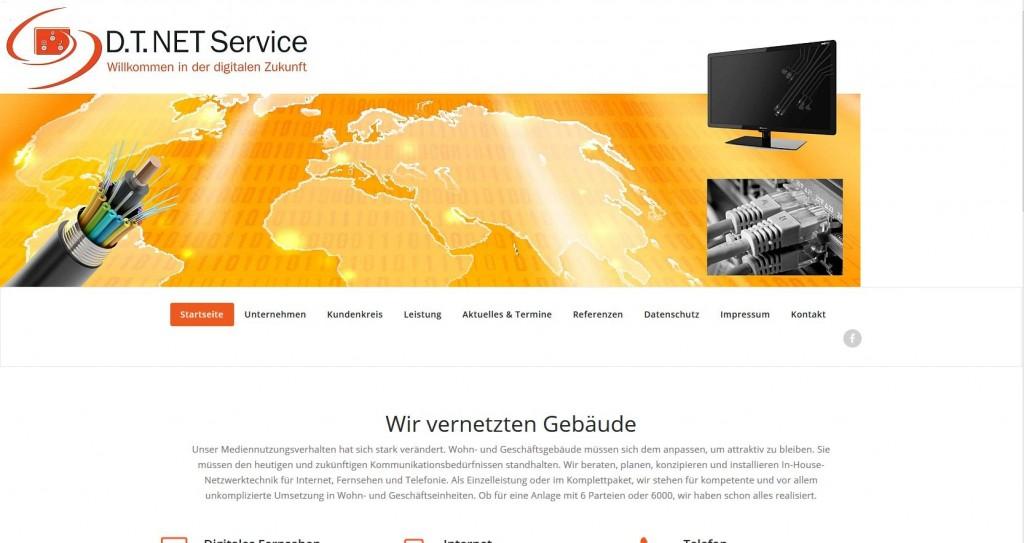 DT NET Service
