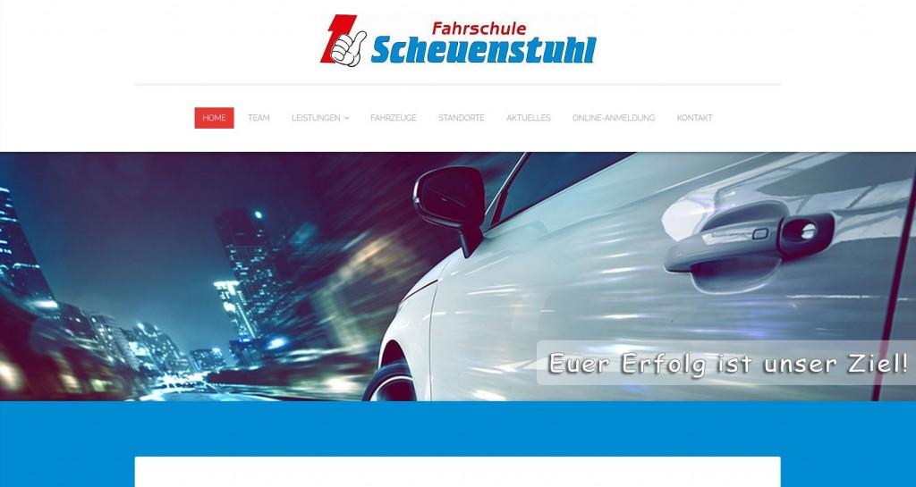 Fahrschule Scheuenstuhl