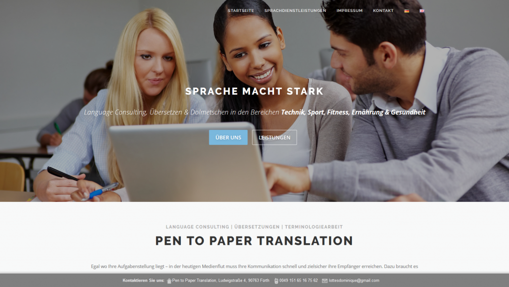 PentoPaper Translation